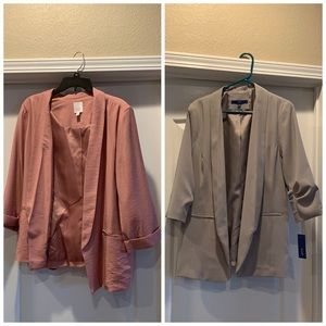 Bundle of Business Casual Jackets XL NWT/NWOT